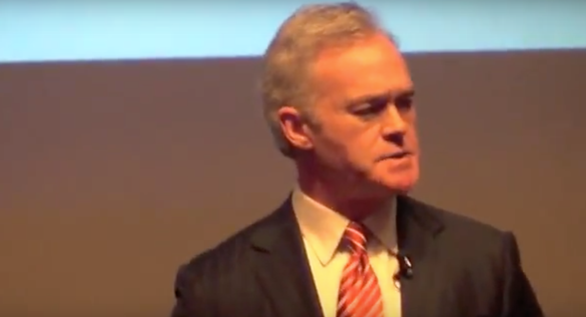 "CBS' SCOTT PELLEY: ""I TRULY, DEEPLY, DO NOT CARE""; ""MAYBE IT'S A GENTIC DEFECT"""